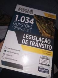 Título do anúncio: Livros Legislação de Trânsito