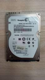 Disco rígido interno Seagate Momentus 7200.4 320GB em perfeito estado.