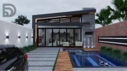 Residencia no Loteamento Riviera - Em construção - Porto Rico