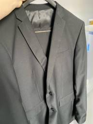 Título do anúncio: Blaze, calça, gravata e capa