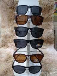 Título do anúncio: Óculos Oakley Vários Modelos 100% Polarizados+ Cartão teste das Lentes