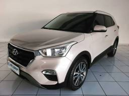 Creta Pulse 1.6 Automático 2018 - Baixa km e garantia de fábrica