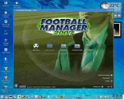 Football Manager 2005 a 2020 Todas as Versões - Windows - Mídia Digital