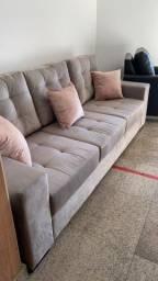 Sofá 3 lugares ou sofa 2 e 3 lugares direto da fábrica