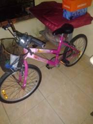 Bicicleta aro 20 para meninas