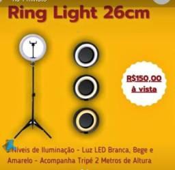Aro de luz 10 polegadas promoção