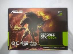 Título do anúncio: Placa de vídeo Asus Geforce GTX 1050Ti 4gb ( novo)