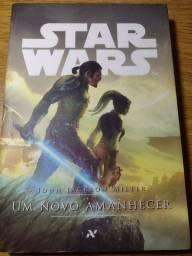 Livro Star Wars Um Novo Amanhecer