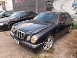 Mercedes bens e320 (sucata)