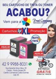 CARTUCHOS XL ALTO RENDIMENTO