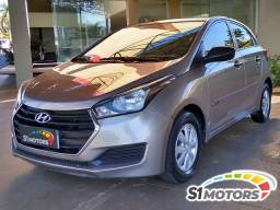 Hyundai HB20 Comfort 1.0 Prata