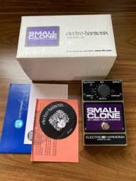 Pedal Chorus Electro Harmonix Small Clone