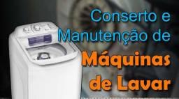 Título do anúncio: consertos de máquina de lavar em tudo Manaus com garantia
