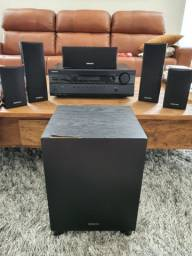 Home Theather - Onkyo HT-S3200 - 120v