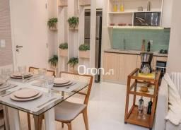 Apartamento com 2 dormitórios à venda, 42 m² por R$ 198.000,00 - Setor Urias Magalhães - G