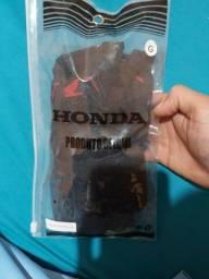 Título do anúncio: Luva de motoqueiro Honda oficial nova