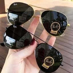 Óculos de Sol Aviador Proteção UV400 Promoção