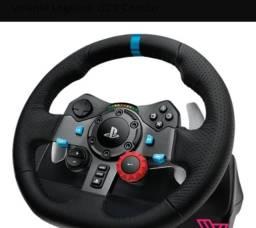 Título do anúncio: G29 completo, volante.