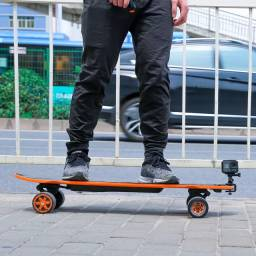 Suporte Skate GoPro Câmeras de Ação