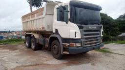 Título do anúncio: Scania p420 6x4 basculante