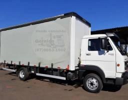 vw 10-160 delivery 2017 baú sider