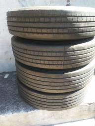 Venda 4 pneus RECAPADOS 1000x20