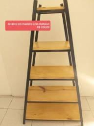 2 estantes