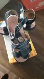 Sandália Papete Infantil Masculina Confortável