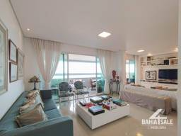 Título do anúncio: Apartamento com 3 dormitórios à venda, 205 m² por R$ 1.270.000,00 - Patamares - Salvador/B