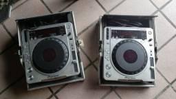 CDJ 800 MK2 (par) + 1 MIXER DJM 400 PIONEER