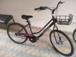 Título do anúncio: Bicicleta Caloi essencial moderninha