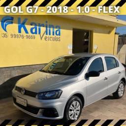 Gol G7 - 2018 - 1.0 - Flex