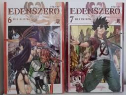 Título do anúncio: Mangás: Edens Zero 6 ao 11