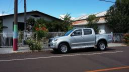 Hilux Diesel 2014/14 49.000km Modelo Top CD srv - 2014