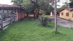 Chácara montada na Cidade de Goiás Velho