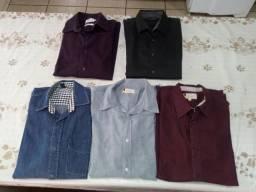 Vendo lote de roupas masculina, feminina e infantil