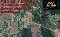 Terreno BR 316 - 67 x 600