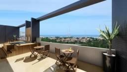 Apt novo, 81 m², no Farol, varanda,3 quartos, 1 suíte, 2 vagas, área de lazer, só 483 mil!