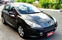 Peugeot 307 1.6 Teto manual vendo no cartão em até 12x - 2010
