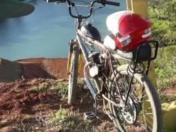 Bike motorizada Tô