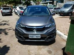 Honda Fit automático em perfeito estado - 2018