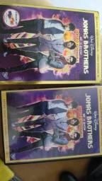 Dvd original Jonas Brothers