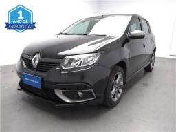 Renault Sandero 1.6 gt line limited flex 4p manual - 2016
