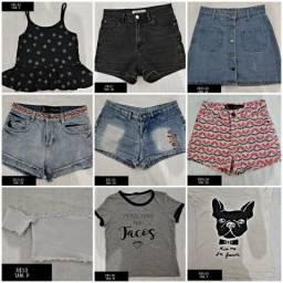 Bazar de roupas - a partir de R$3