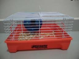 Mini gaiola para hamster