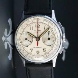5d48535bfb6 Relógio antigo Delbana