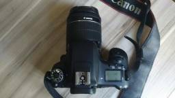 Canon t6s + Lente 18-135 usada poucas vezes