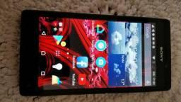 Smartphone (celular) Sony Xperia M2 Aqua