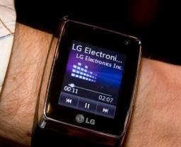 """""""Celular"""" Tecnologia ao extremo: Relogio? Celular? Nao, isso e o LG GD910c"""