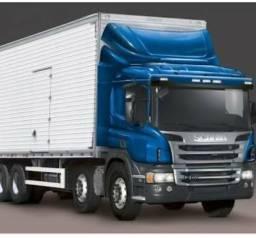 Scania baú p310 2019 - 2019